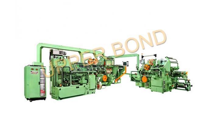 Green Tobacco Packing Machine Integrated with YB15 Tray Feeder / YB25 Packer