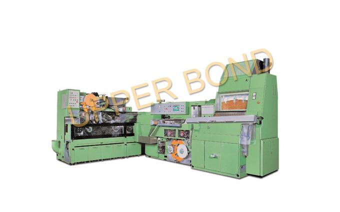 High Speed Tobacco Making Machine