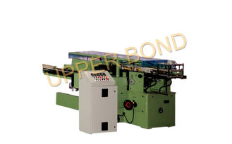 PLC Cigarette Packing Machine For Over Wrapping With 380 v 3 phase 60 hz