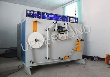 China Off-line Laser Perforation Machine AC 220V 50Hz , Cigarette Tpping Paper supplier