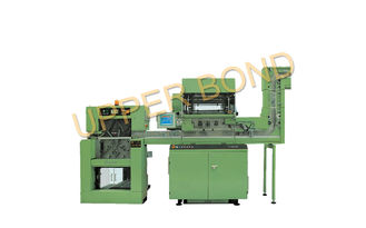 China Flexible Cigarette Packing Machine 14000 cig/min 0.4Mpa 7.9KW 3 Phases supplier