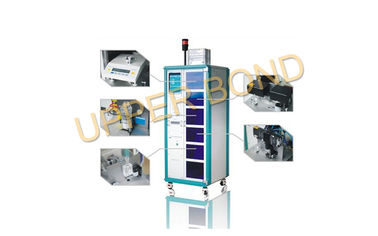 10.4 Inch TFT Color LCD Cigarettes Filter Rod Production Machine