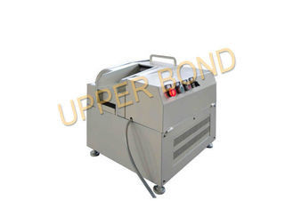 China Grey White MC15 Tobacco Cutting Machines For Tobacco Shred Cutting Width 0.3 - 2 mm supplier