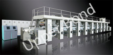 China Automatic Tobacco Printing Press Machines with Digital PLC Control distributor