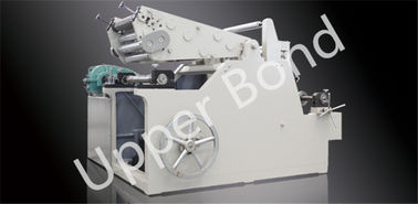 China 600mm Automatic Foil Stamping Machine , Tipping / Smoke Cigarette Paper Roll Cutting Machine factory