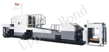 China 7000 sheet / h Post Press Machines Hologram Images Transferring Customized factory