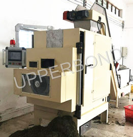 China Touch Screen Control Tobacco Cutting Machine Leaves Shredding Slicer factory