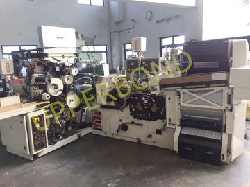China Line Combination Of Cigarette Making Machines With Filter Assembler 2500 Cig / Min factory