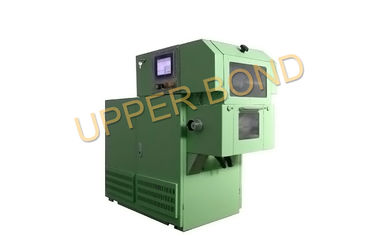 China Green Mini Tobacco Cutting Machine High Automation 50HZ MC50 distributor