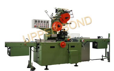 China 0.60mpa 48m3 / h Cigarette Packing Machine for Wapper factory